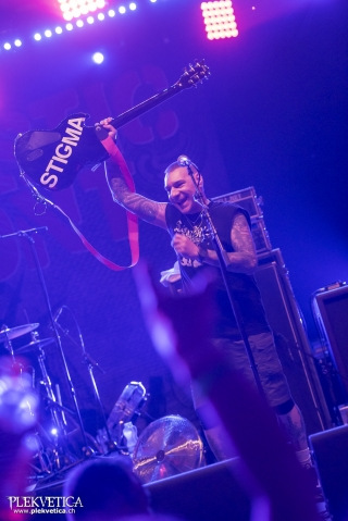 Agnostic Front @ Open Air Gränichen - Photo By Dänu