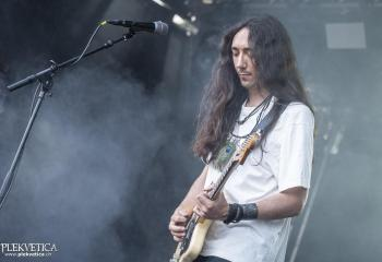 Alcest - Photo By Dänu