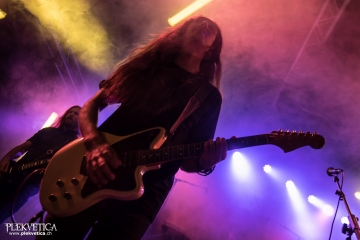 Alcest - Photo by Marc