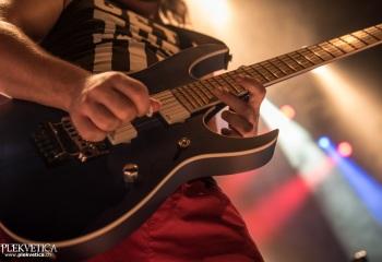 Alestorm - Photo By Marc