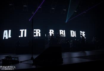 Alter Bridge - Photo by Marc