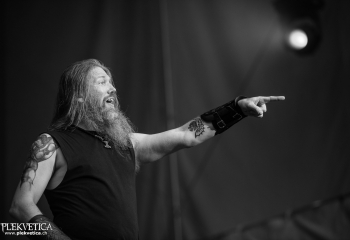 AMON AMARTH @ Greenfield - Foto by Dänu