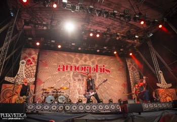 Amorphis - Photo By Dänu