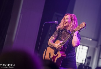 Anneke Van Giersbergen - Photo By Dänu