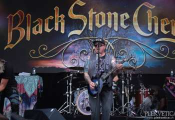 Black Stone Cherry -  Photo By Peti