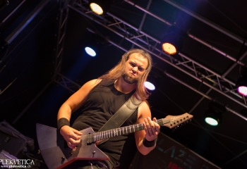 Blaze Bayley - Photo by Eylül