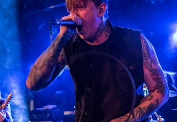 Bleed From Within - Photo By Marc