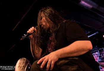 Cannibal Corpse  - Photo by Nati