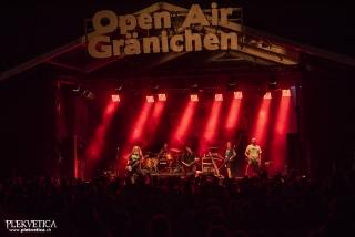 Clawfinger @ Open Air Gränichen - Photo By Dänu