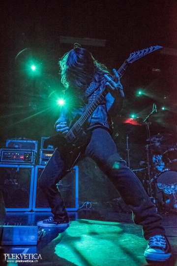 Death Angel - Photo By Marc