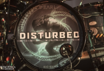Disturbed - Photo By Dänu