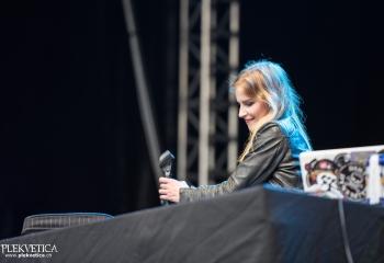 DJ Metal Heart - Photo By Dänu