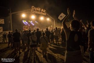 Donots @ Open Air Gränichen - Photo By Ariane