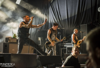 Donots @ Open Air Gränichen - Photo By Ariane