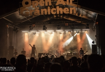 Donots @ Open Air Gränichen - Photo By Dänu