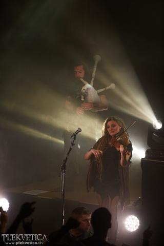 Eluveitie -  Photo By Peti
