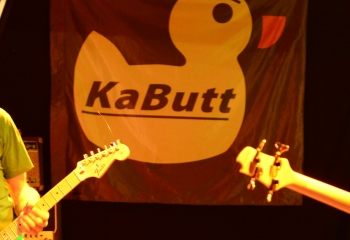 KaButt - Garage Rock aus Bern