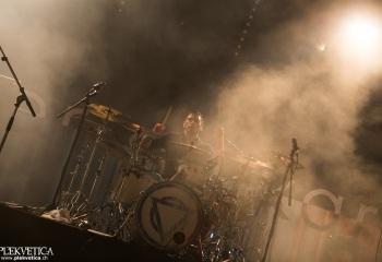 Enter Shikari - Photo by Eylül