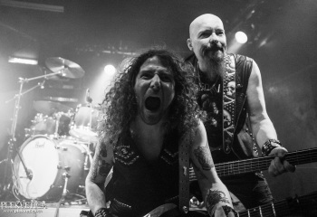 Exciter - Photo by Roli