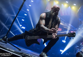 Five Finger Death Punch - Photo By Marc