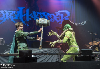 Gloryhammer - Photo By Marc