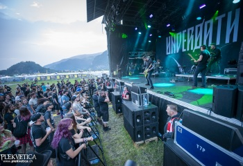 Underoath - Photo By Dänu