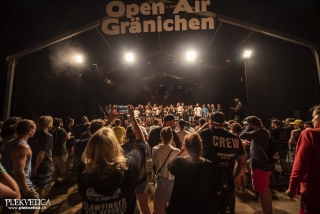Impressionen @ Open Air Gränichen - Photo By Dänu