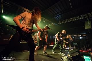 Irony of Fate @ Metal Night 11, Thun