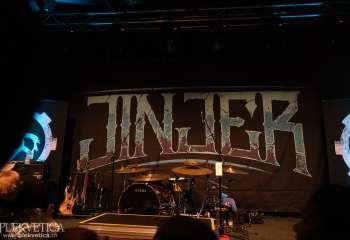 Jinjer -  Photo By Peti