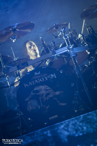 Kataklysm - Photo By Dänu