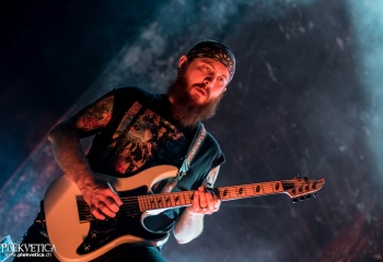 Killswitch Engage  - Photo By Marc