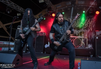 Krisiun- Photo by Marc