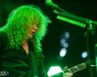 Megadeth - Photo By Dänu