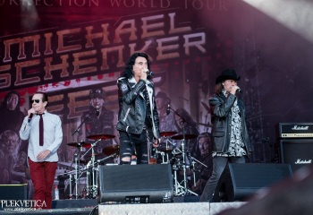 Michael Schenker Fest- Photo by Marc