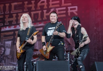 Michael Schenker Fest- Photo by Marc