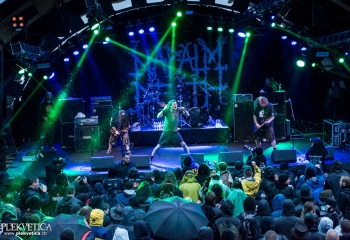 Napalm Death - Photo By Marc