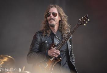 Opeth - Photo By Dänu