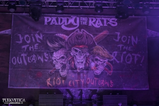 Paddy And The Rats - Photo By Dänu