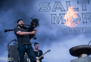 Saltatio Mortis - Photo by Marc