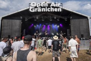 Sickret @ Open Air Gränichen - Photo By Dänu