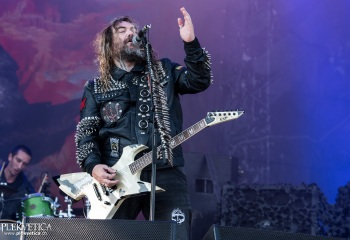 Soulfly - Photo by Marc