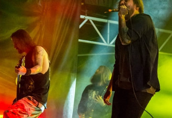Suicide Silence - Photo By Marc
