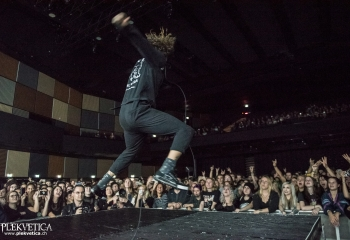 The Fever 333 - Photo by Marc