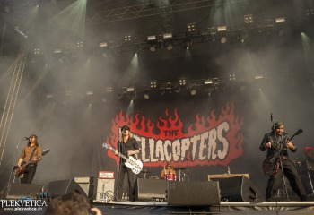 The Hellacopters - Photo By Dänu