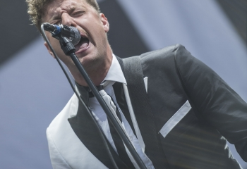 The Hives - Photo By Dänu