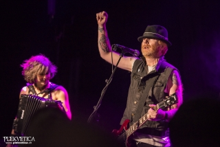 The Mahones - Photo By Dänu