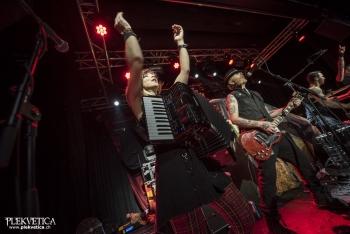 The Mahones - Photo By Dänu