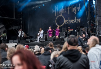 The Night Flight Orchestra  - Photo by Marc