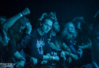 Vomitory - Photo By Dänu