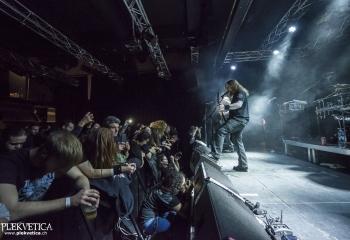 Vomitory - Photo By Dänu